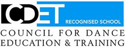 CDET Recognised Dance School