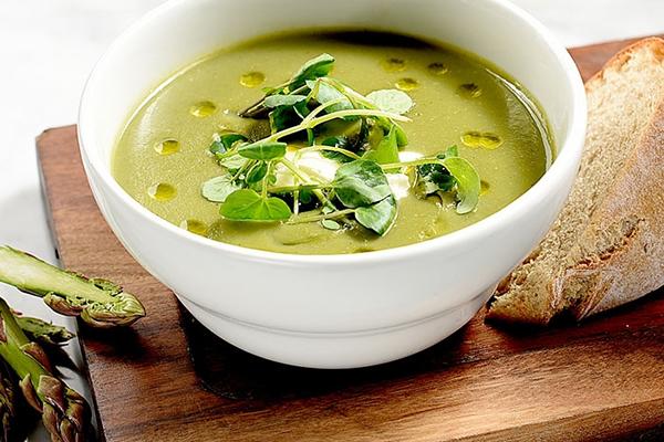 Cafe Rouge Soup De Saison - Seasonal Soup Of The Day - Queens Road Weybridge Restaurant