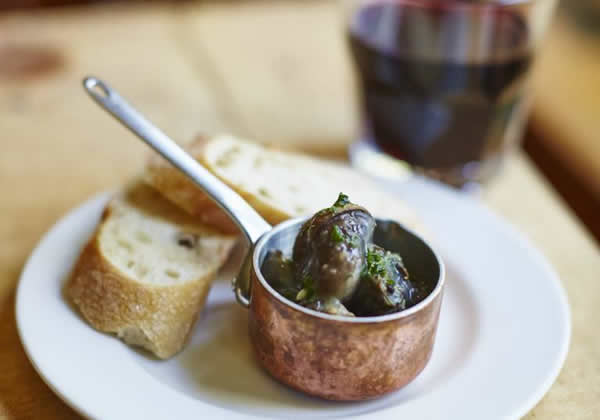 Cafe Rouge Weybridge and Esher Restaurants - Starter Dish From Menu