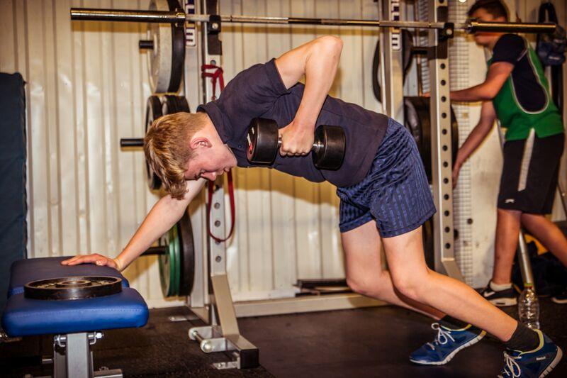 Childrens Fitness Instructor Locker 27