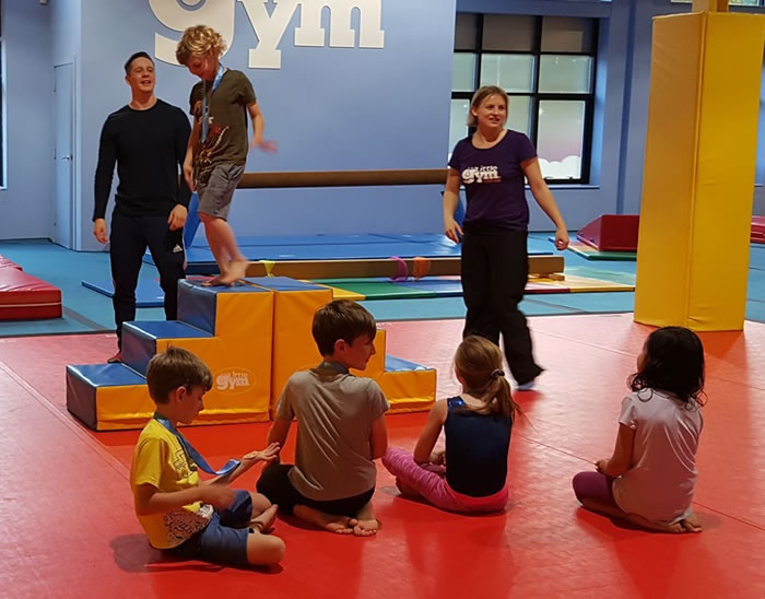 Cobham Gymnasium Classes Leatherhead Road Chessington - Fun for Kids in Surrey
