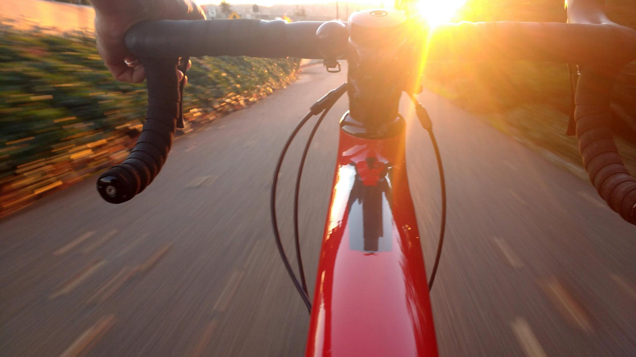 Countryside Cycling Hersham Walton Weybridge Surrey
