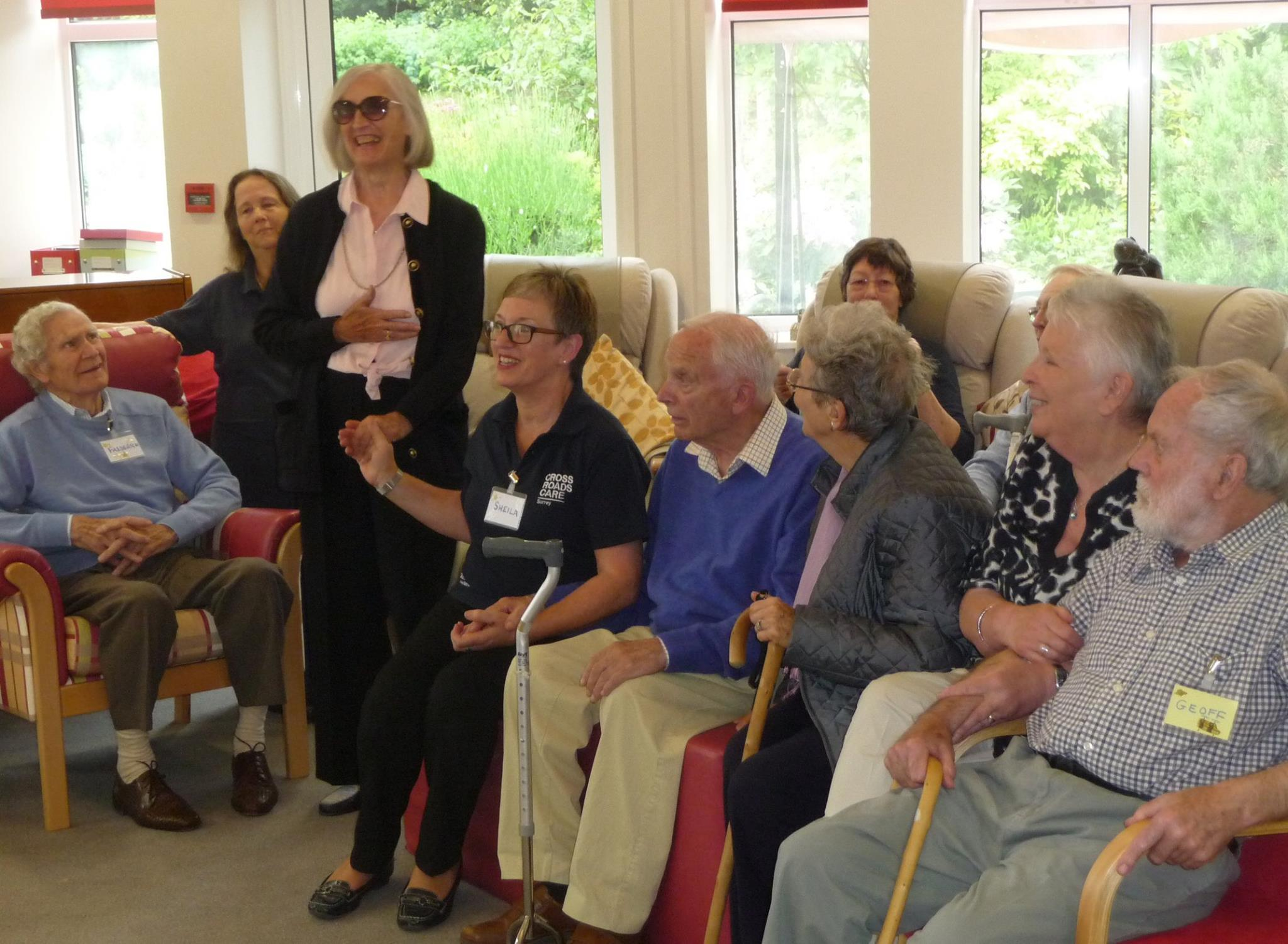 Crossroads Care For Carers Adult Group