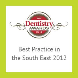 Dentistry Awards Dental Practice Weybridge