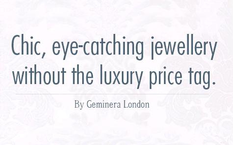 Eye catching jewellery at Weybridge Surrey shop in Baker Street