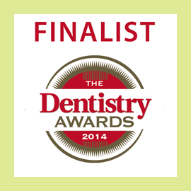 Finalist The Dentistry Awards Weybridge Orthodontics