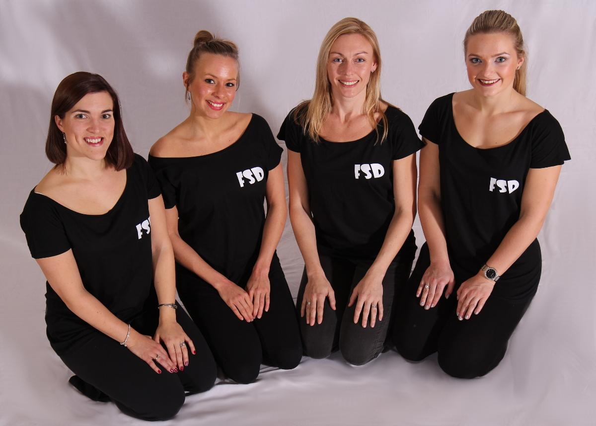 Flipside Dance Staff Team