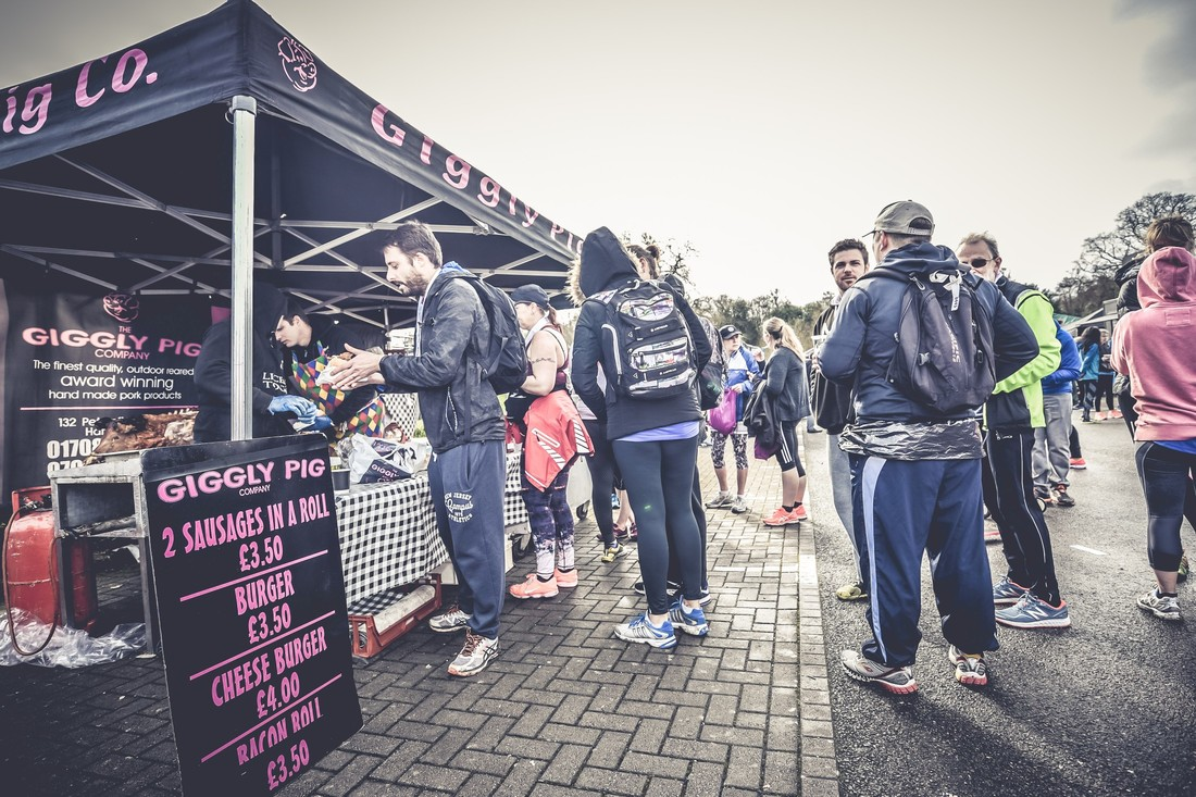 Food Village Weybridge 10k