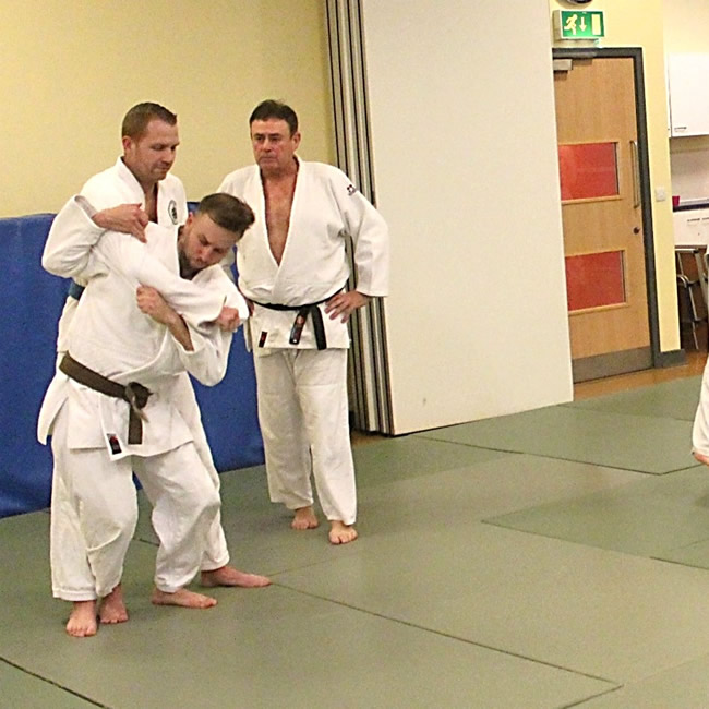 Judo Lessons for Adults in Elmbridge at Xcel Sports Centre Walton on Thames