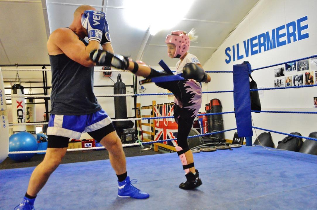 Kick Boxing Juniors Surrey
