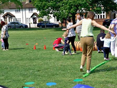Kids Sports Weybridge Parents Participation