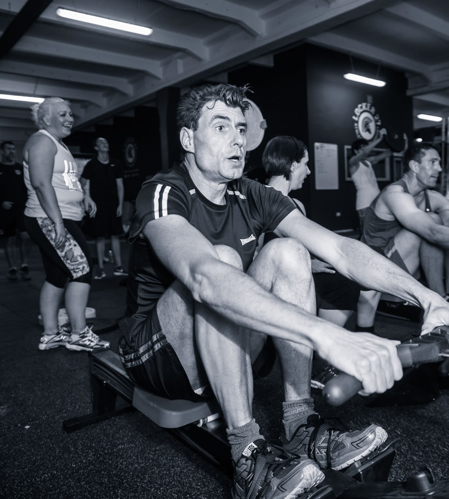 Locker 27 Gym on Weybridge Trading Estate - Community Spirit - Training and Classes for Athletes and All Fitness Abilities