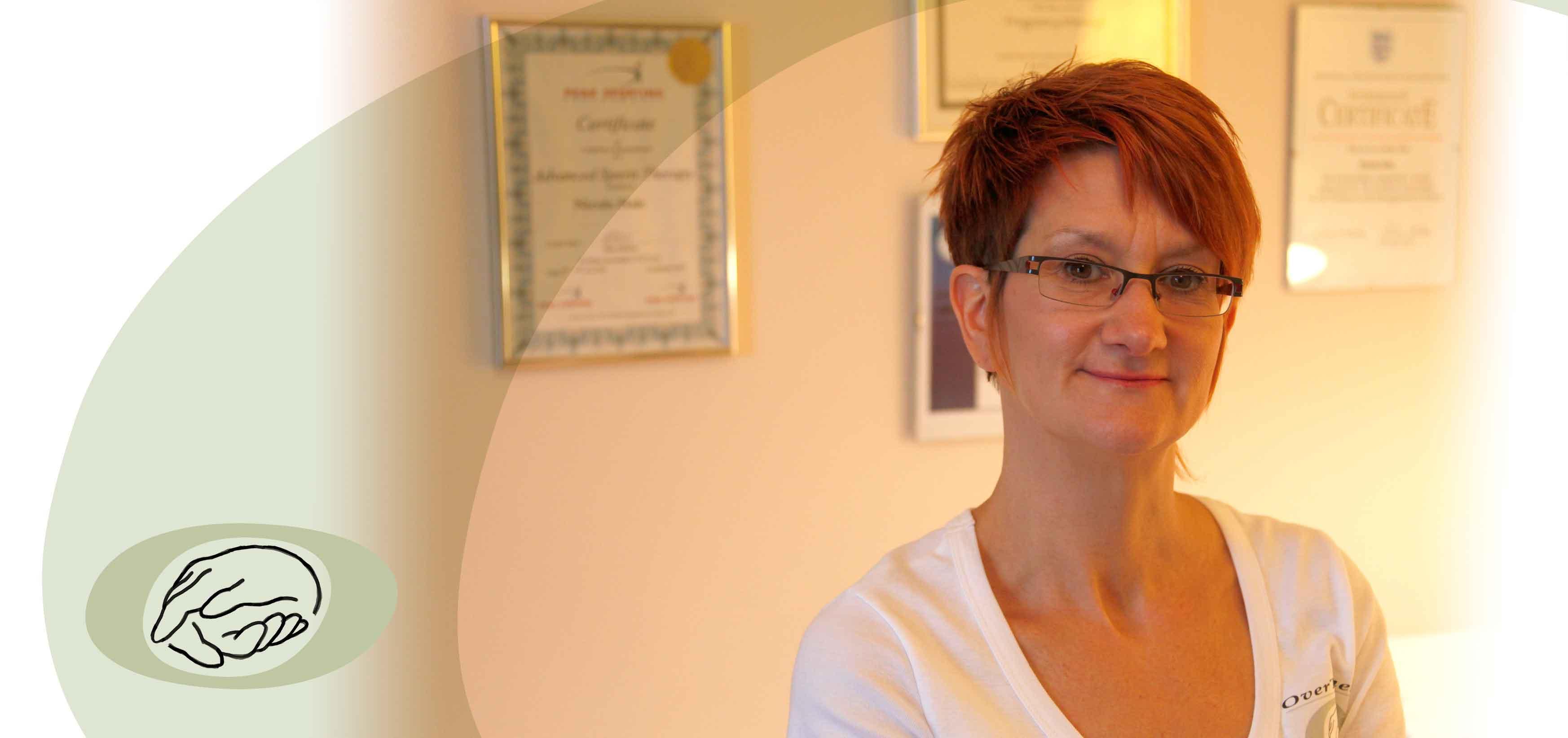 Massage Therapist Nicola Reed Weybridge Elmbridge Surrey