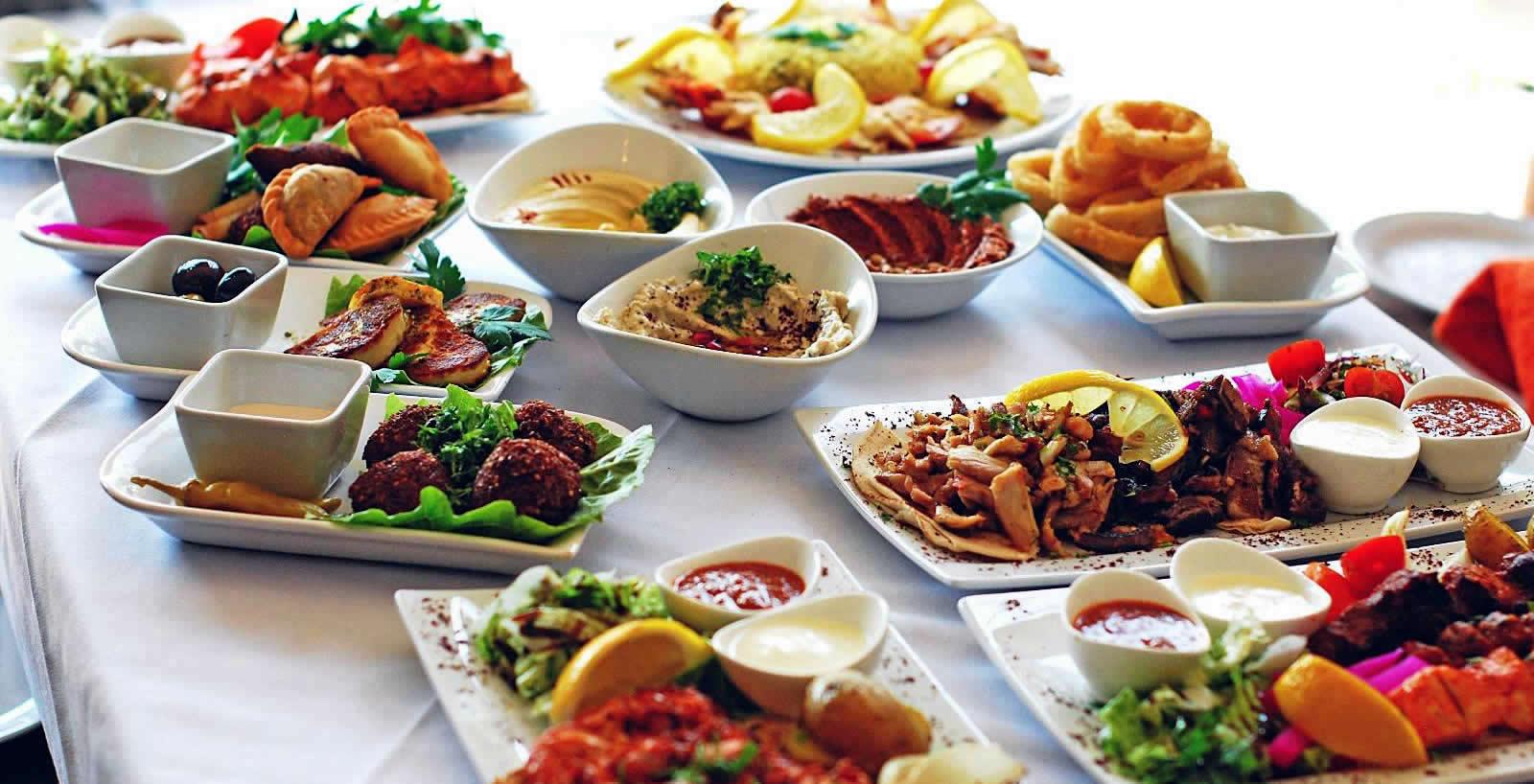 Mazzat Lebanese Restaurant and Bar Weybridge Surrey