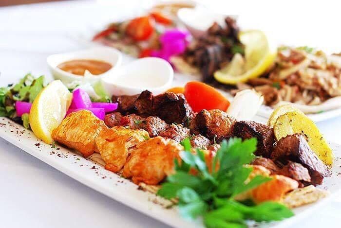 Mazzat Lebanese Restaurant Weybridge Surrey