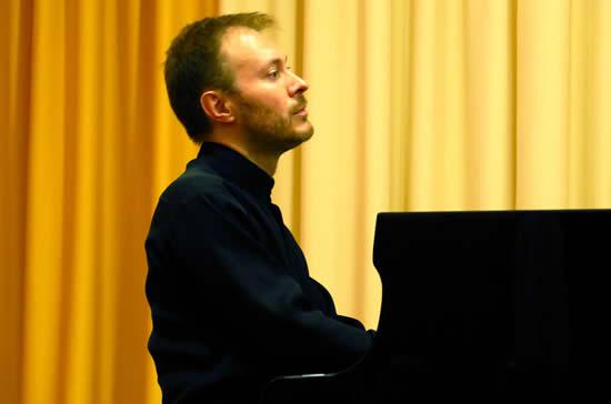 Mikhail Shilyaev - Piano Teacher in South London Music On The Green Esher Concert