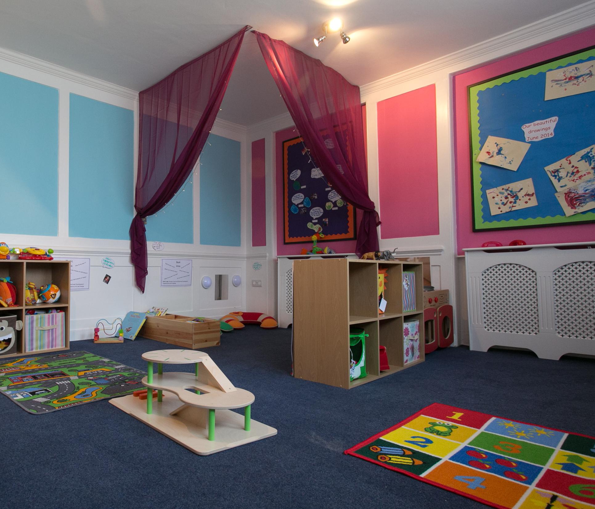Curriculum Nursery Weybridge