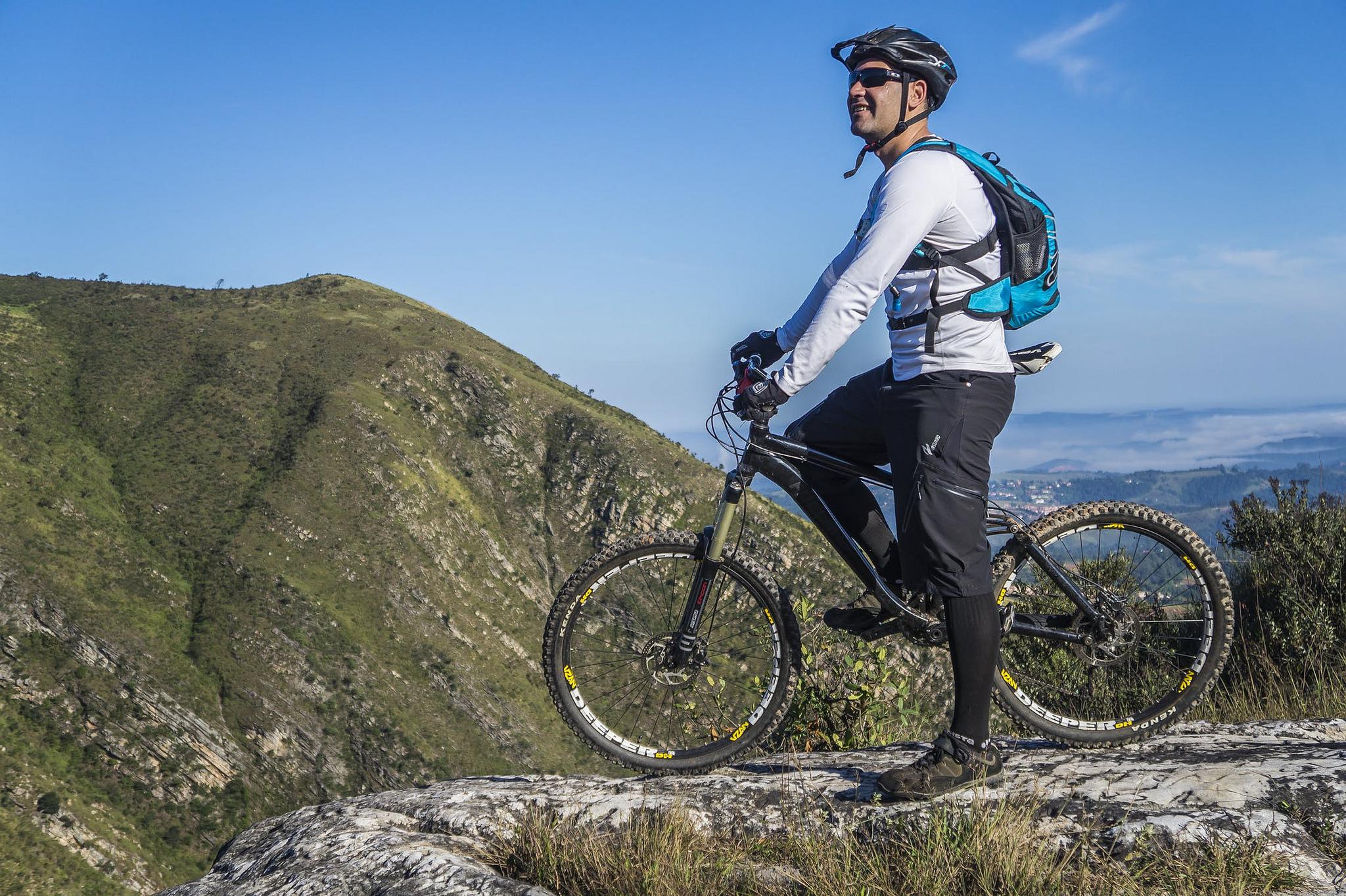 Mountain Biking Surrey