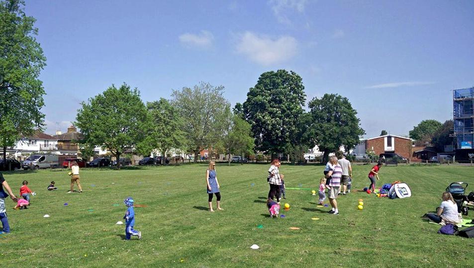 Muddy Boots Kids Sports Club Hersham Guildford Outdoors Fun