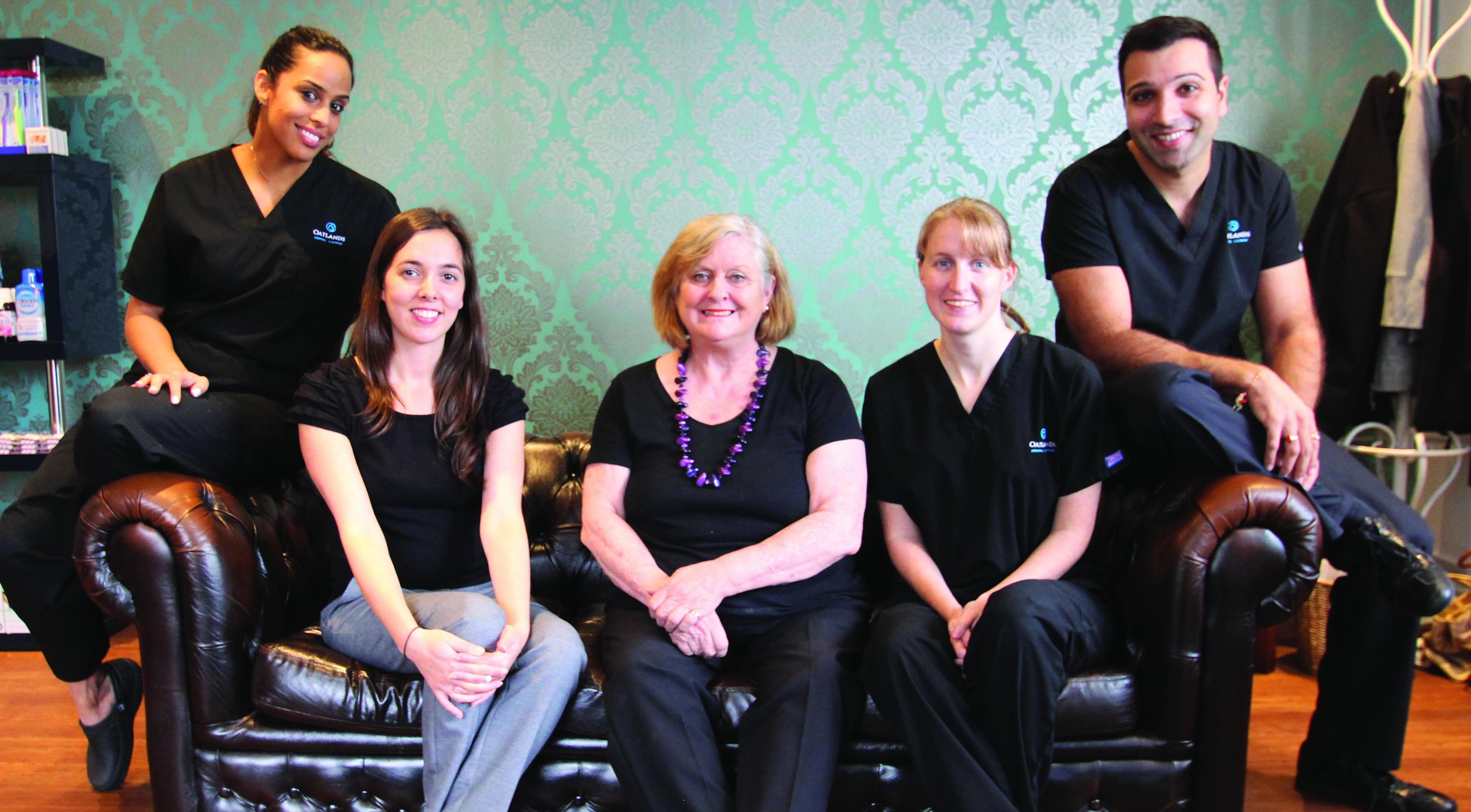 Oatlands Dental Lounge Weybridge Elmbridge Surrey