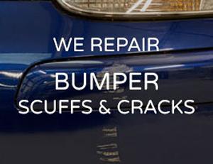 Repair Bumper Scuffs and Cracks