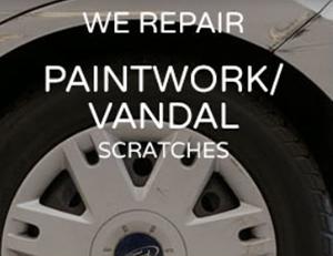 Repair Paintwork Vandal Scratches Surrey