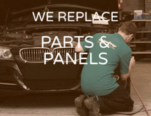 Replace Parts and Panels Surrey