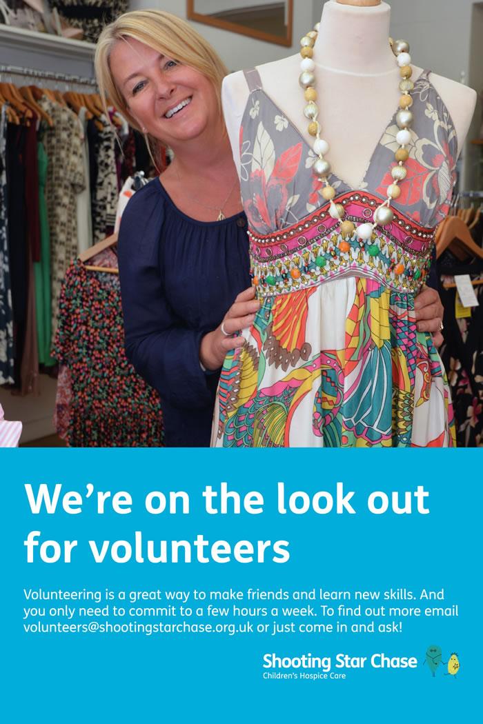Volunteers Needed Weybridge Surrey
