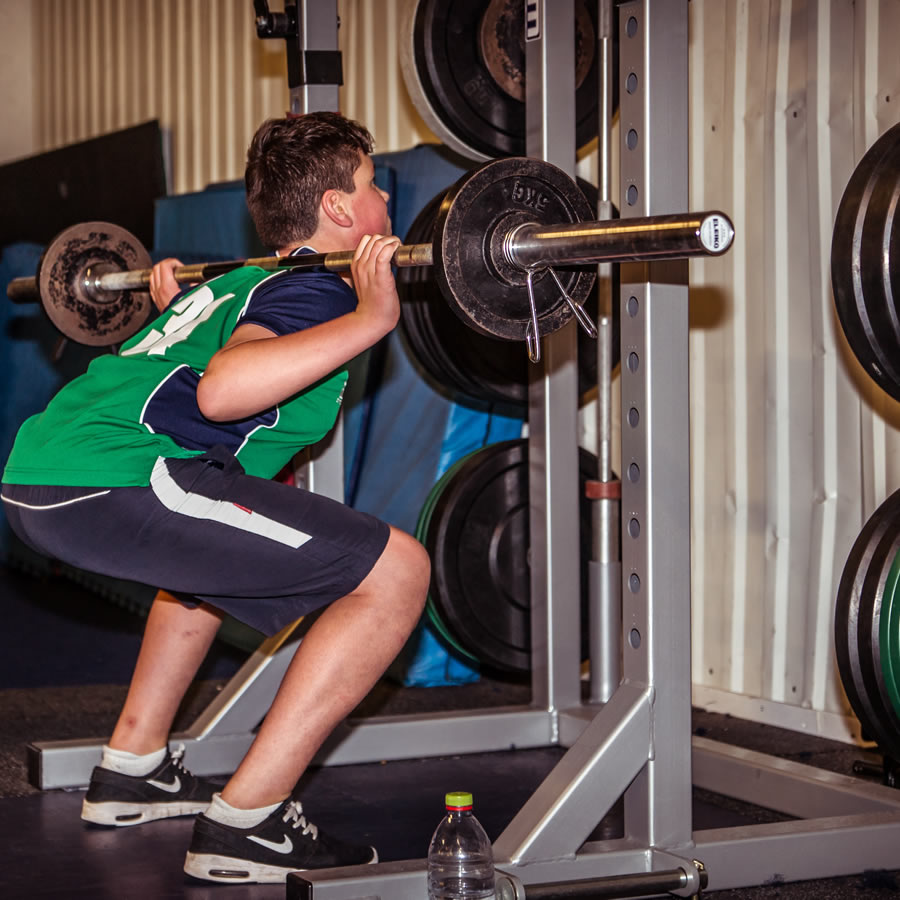 Weightlifting - Strength and Fitness Training for Kids and Teens at Weybridge Gym Youth Academy