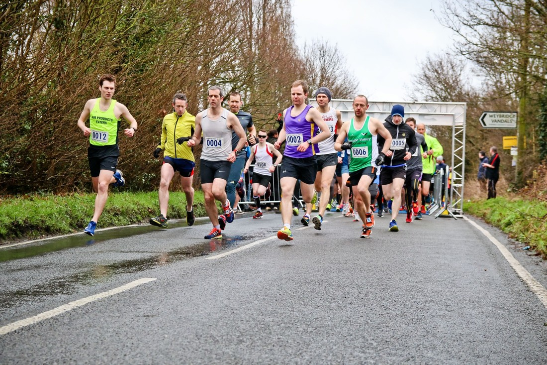 Weybridge 10K Race Surrey
