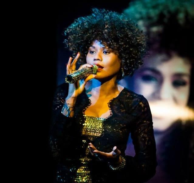 Whitney Houston Tribute Act - Beverley Savarin
