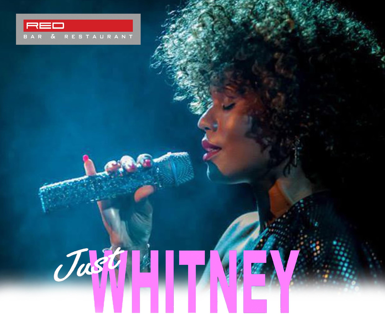 Whitney Houston Tribute Singing - LIve Music at Red Bar Weybridge Surrey