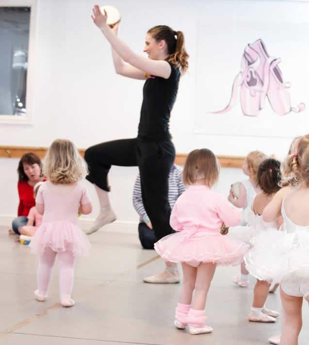 babyballet childrens dance classes boys girls
