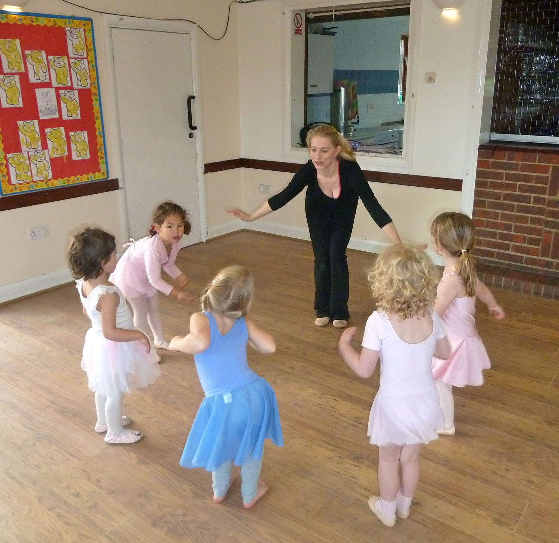 Dynamic Tots Ballet Street Dance Classes