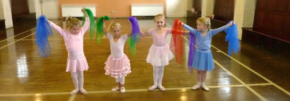 Dynamic Tots Fun Dance Classes Surrey