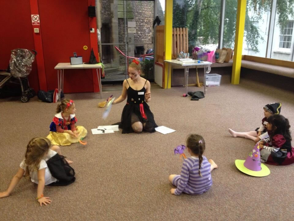 Drama Dance for Children Toddlers