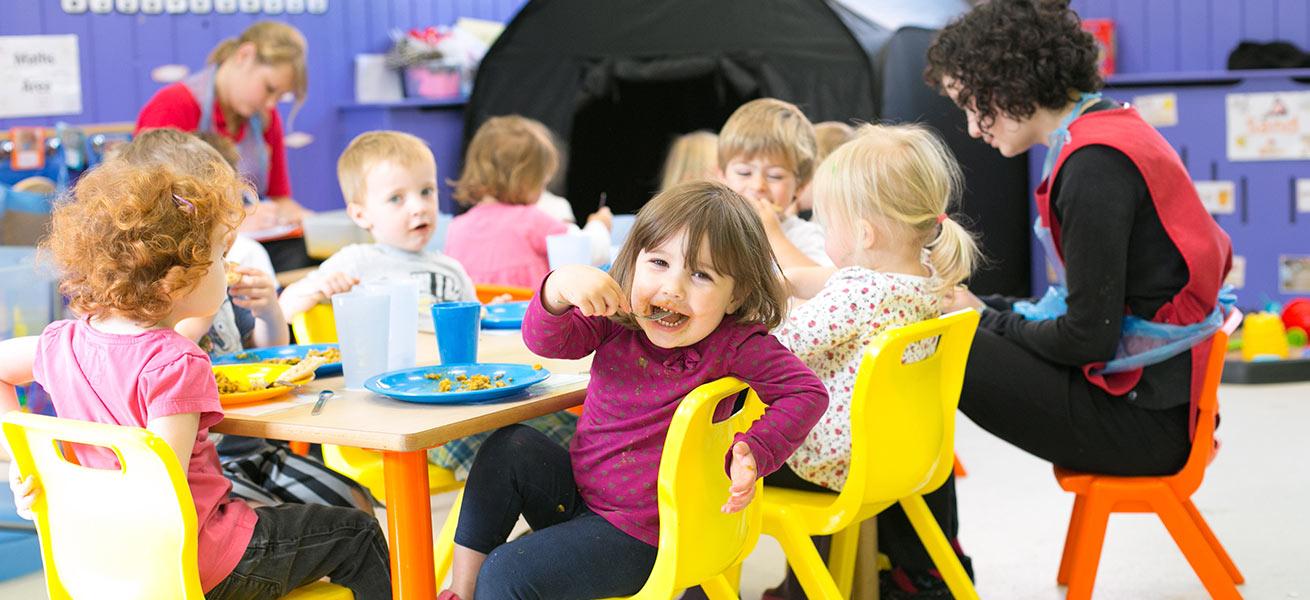 Monkey Puzzle Weybridge Day Nurseries Surrey