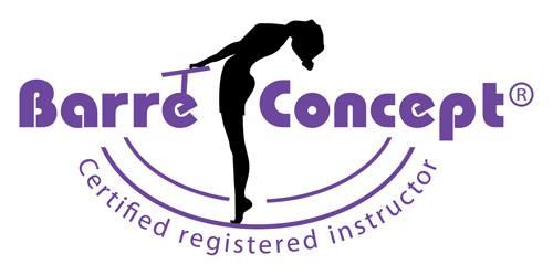 Barre Concept Certifeid Registered Instructor