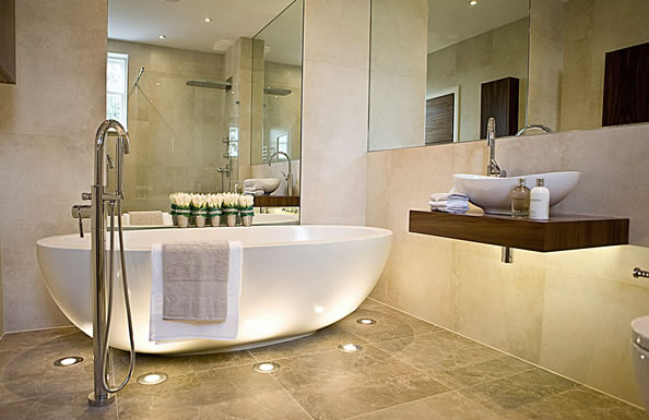 Bathroom Design St Georges Hill Weybridge