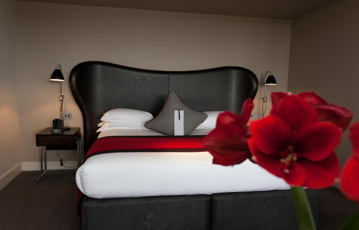 Brooklands Hotel Executive Track Facing Room