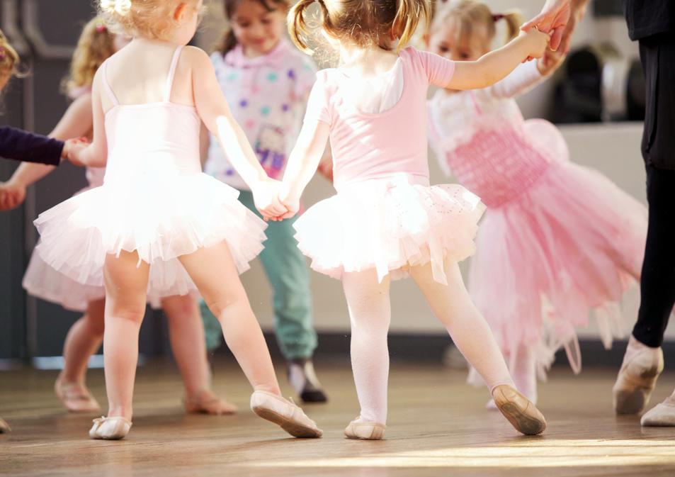 Childrens Kids Ballet Surrey