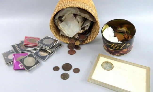 Coins Pre Decimal at Auction