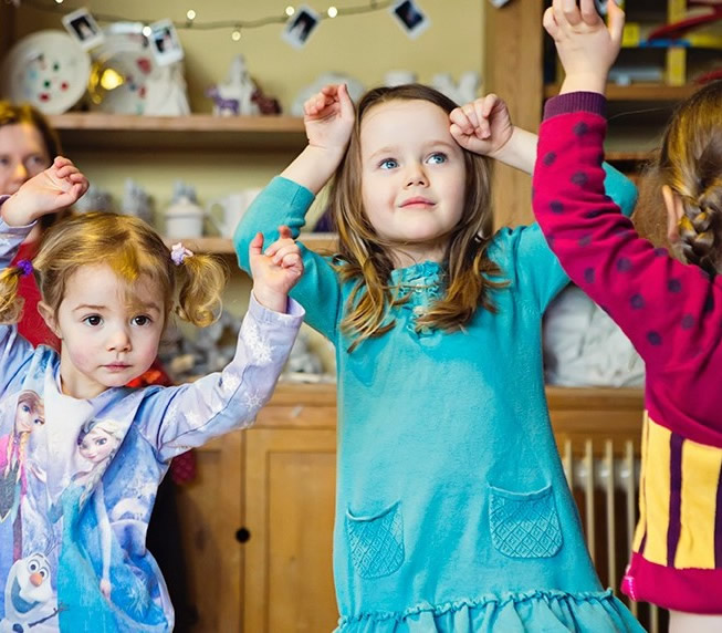 Dance Lessons and Parties for Young Children Hersham Walton on Thames and Weybridge