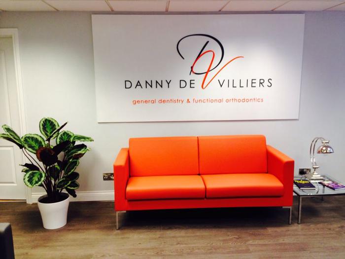 Danny De Villiers Dentist Orthodontist Surrey