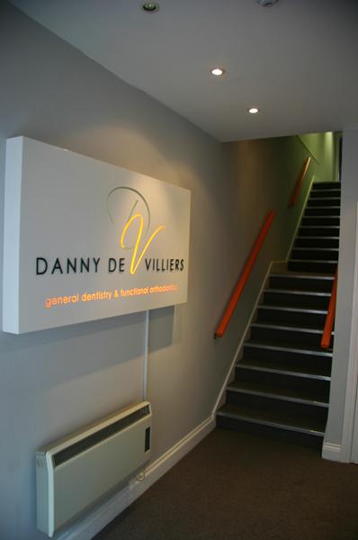 Danny De Villiers Dentist Orthodontist Weybridge Surrey