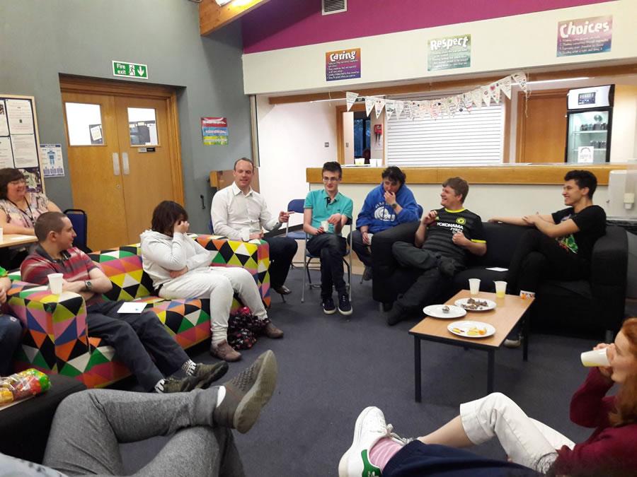 Elmbridge Community Link Allsports Meeting