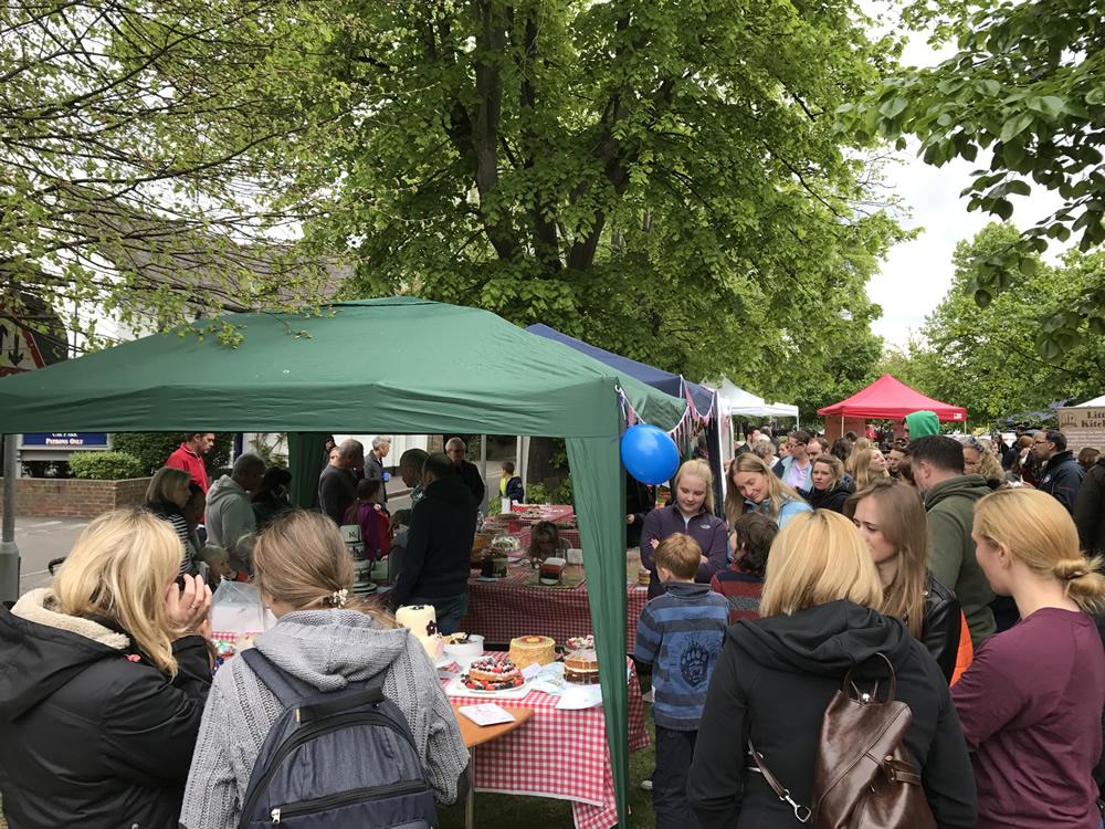 Family Event In Weybridge - The Great British Weybridge Bake Off