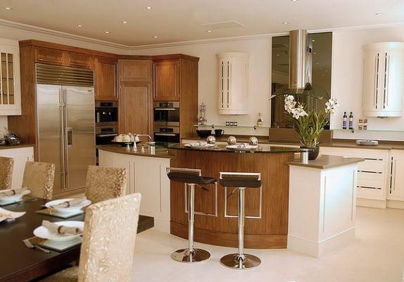 Halo Kitchen Design