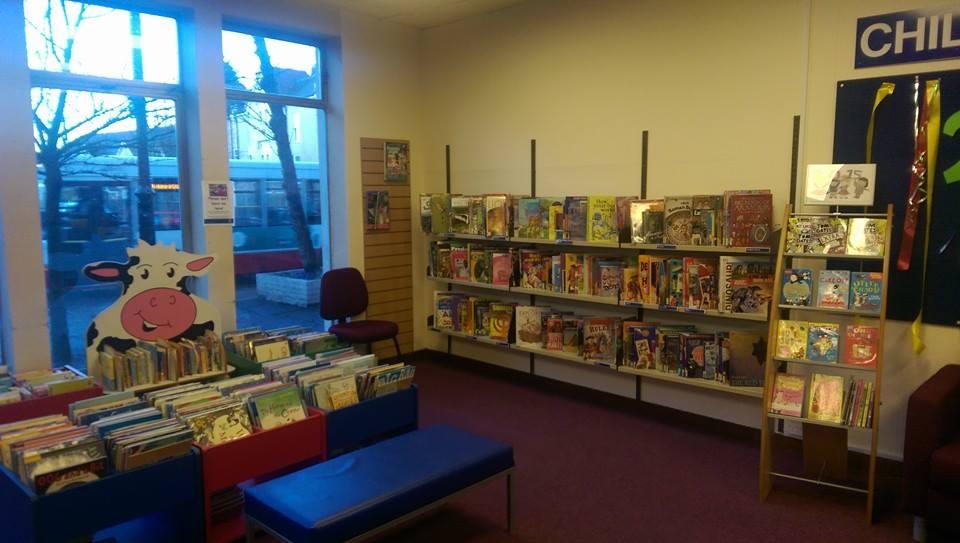 Kids Library Weybridge