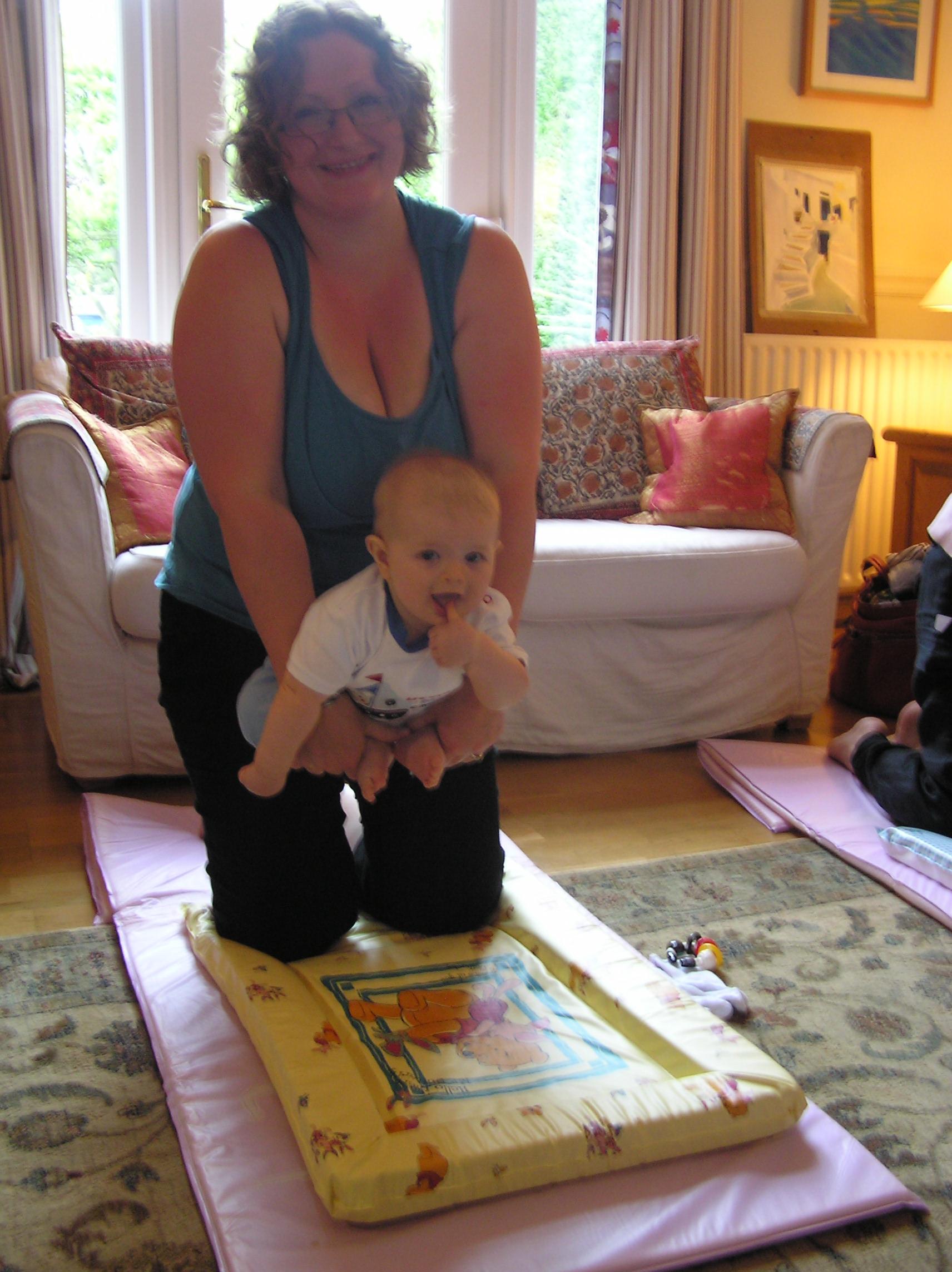 Babies Yoga Massage Classes
